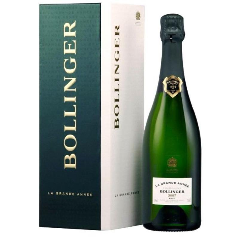CHAMPAGNE MOUSSEUX - BOLLINGER LA GRANDE ANNE 2007 75CL - Planète Drinks