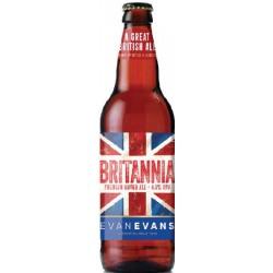 biere - EVAN EVANS BRITANNIA 0.50L - Planète Drinks