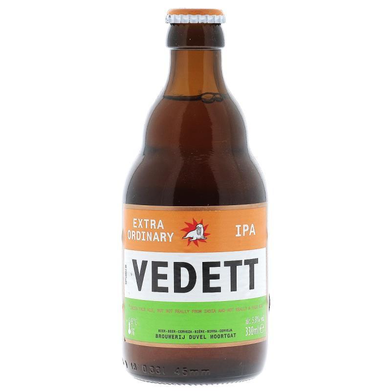 biere - VEDETT EXTRA IPA 33CL - Planète Drinks
