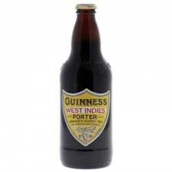 GUINNESS WEST INDIES PORTER...