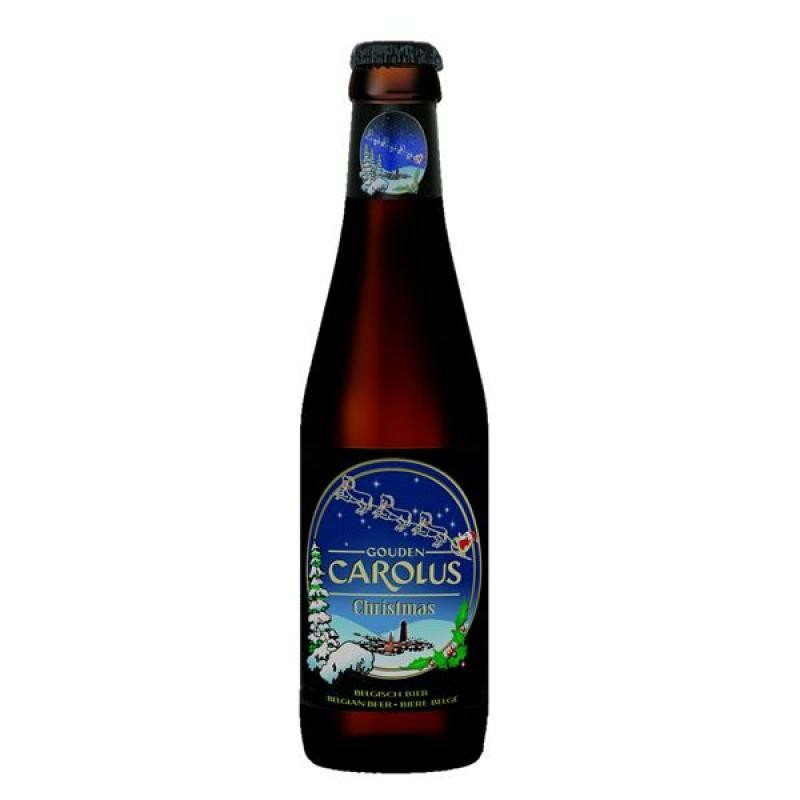 biere - CAROLUS XMAS 0.33L - Planète Drinks
