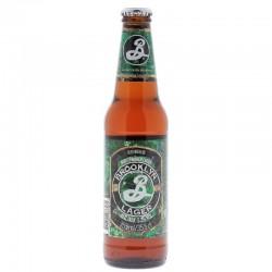 biere - BROOKLYN LAGER 35,5CL - Planète Drinks