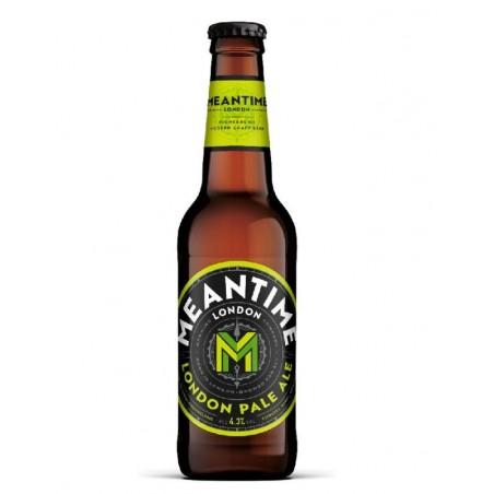 biere - MEANTIME LONDON PALE ALE 0,33L - Planète Drinks