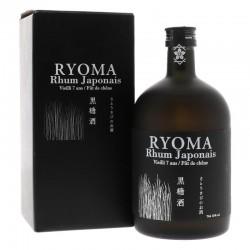 RHUM - RYOMA RHUM JAPONAIS 7 ANS 70CL - Planète Drinks