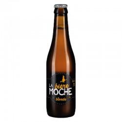 biere - LA MOCHE BLONDE 0.33L - Planète Drinks