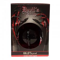 LIQUEUR - DEVIL'S BLOOD LIQUEUR CERISE 1L - Planète Drinks