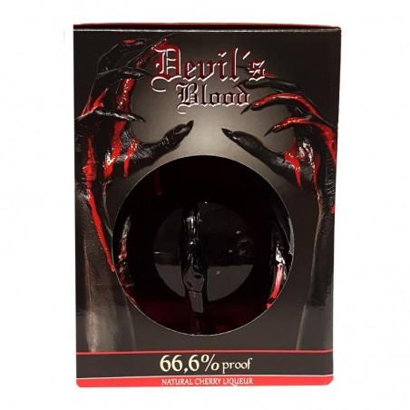 DEVIL'S BLOOD LIQUEUR CERISE 1L