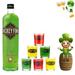 BOX MICKEY FINN'S IRISH...