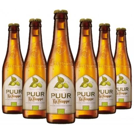 - TRAPPE PUUR 6*33CL - CERTIFIE FR-BIO-01 - Planète Drinks