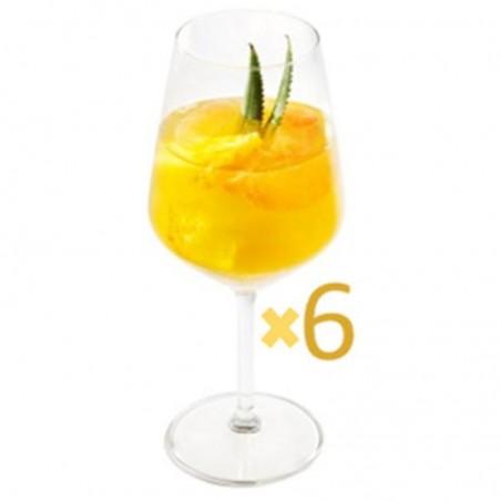 - FREIXENET VERRE SANGRIA CARRE 53CL X6 - Planète Drinks