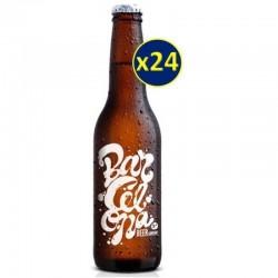 CRAFT - BARCELONA BEER 24*0.33L - Planète Drinks