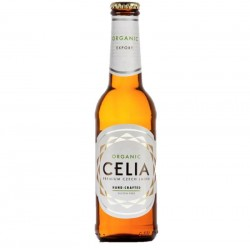 biere - CELIA ORGANIC LAGER BEER 0.50L - CERTIFIE FR-BIO-01 - Planète Drinks