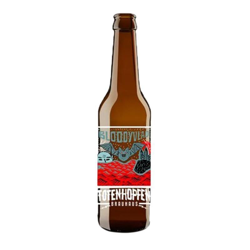 biere - TOTENHOPFEN BLOODY VLAD 33CL - Planète Drinks