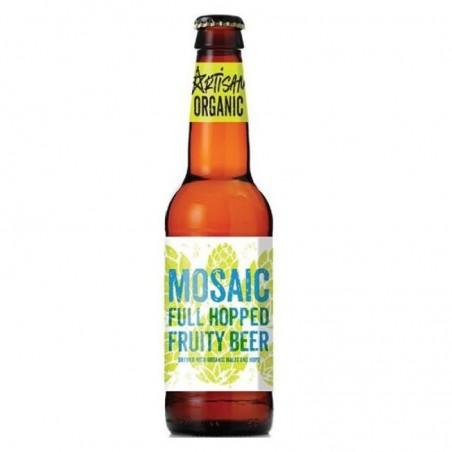 biere - ARTISAN MOSAIC 33CL - CERTIFIE FR-BIO-01 4.8% - Planète Drinks