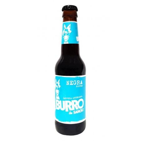BURRO DE SANCHO NEGRA 33CL
