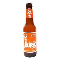 biere - BURRO DE SANCHO NEIPA 0.33L - Planète Drinks