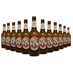 biere - ROBINSONS TROOPER IRON RED 'N' BLACK PORTER 12*33CL - Planète Drinks