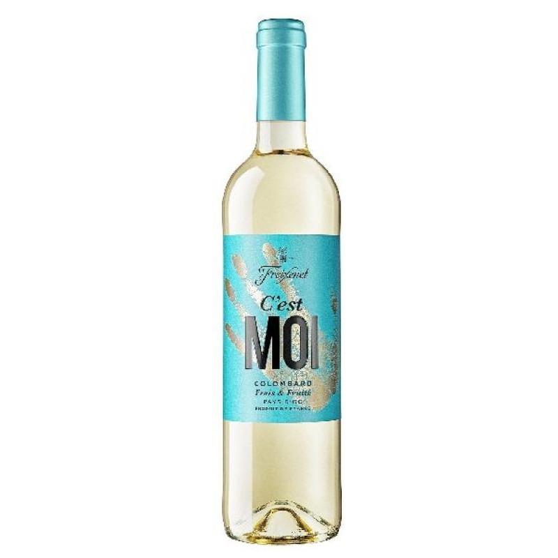 VIN - C'EST MOI PAYS D'OC COLOMBARD 75CL - Planète Drinks