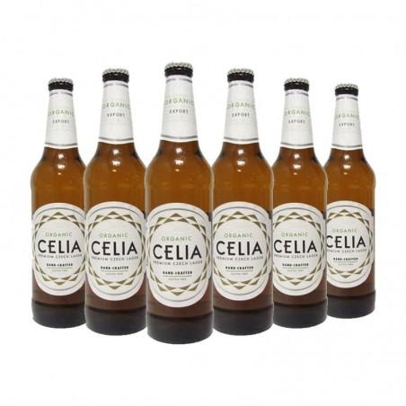 CELIA ORGANIC LAGER 6*50CL