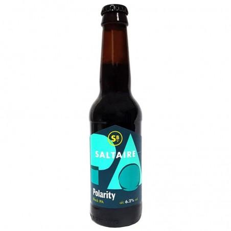 biere - SALTAIRE POLARITY BLACK IPA 0.33L - Planète Drinks