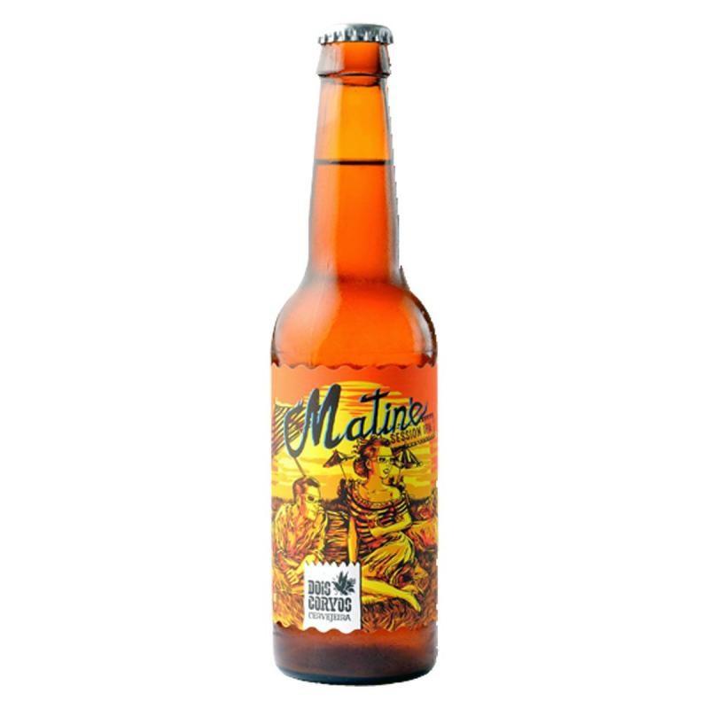 biere - DOIS CORVOS MATINÉE SESSION IPA 0.33L - Planète Drinks