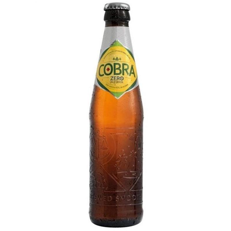 biere - COBRA ZERO 0.33L - Planète Drinks