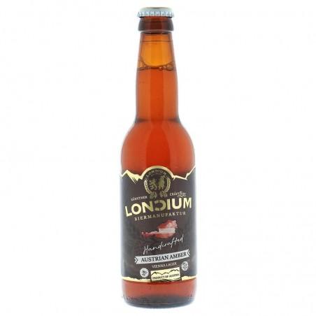 biere - LONCIUM AUSTRIAN AMBER 33CL CERTIFIE FR-BIO-01 - Planète Drinks