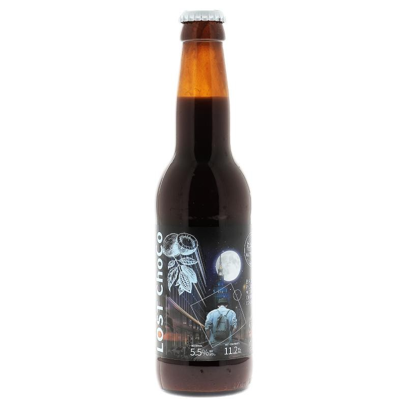 biere - MARYENSZTADT LOST CHOCO 33CL - Planète Drinks