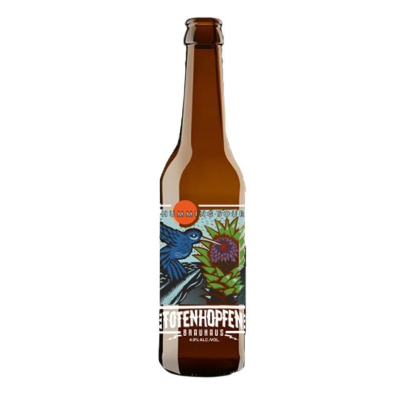 biere - TOTENHOPFEN HUMMING SOUR 33CL - Planète Drinks