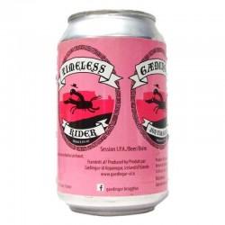 biere - GAEDINGUR TIMELESS RIDER 0.33L CAN - Planète Drinks