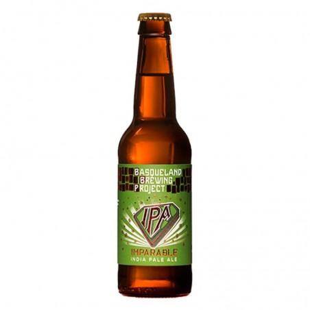biere - BASQUELAND IMPARABLE IPA 0.33L - Planète Drinks