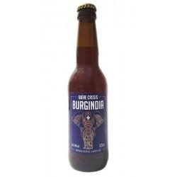biere - BURGINDIA CASSIS 0.33L - Planète Drinks