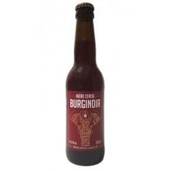 biere - BURGINDIA CERISE 0.33L - Planète Drinks