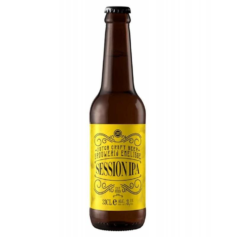 biere - EMELISSE SESSION IPA 0.33L - Planète Drinks