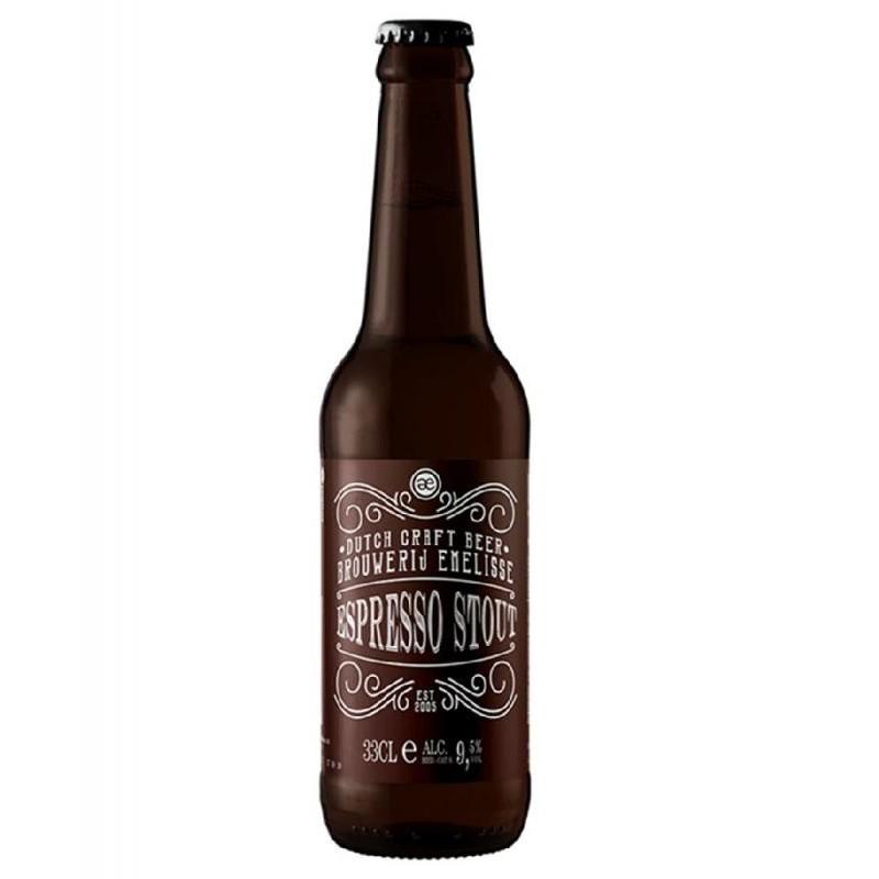 biere - EMELISSE ESPRESSO STOUT 0.33L - Planète Drinks