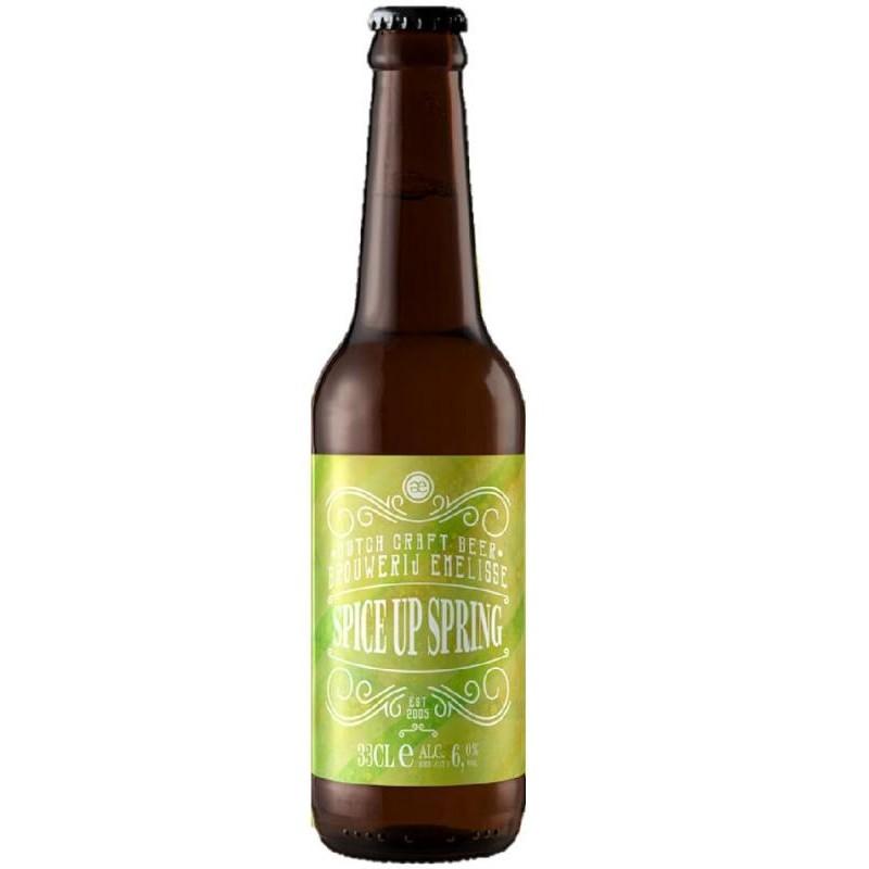 biere - EMELISSE SPICE UP SPRING 0.33L - Planète Drinks