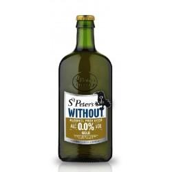 biere - ST PETER'S GOLD SANS ALCOOL 0.50L - Planète Drinks
