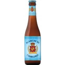 biere - BLANCHE DE CHARLEROI 0.33L - Planète Drinks