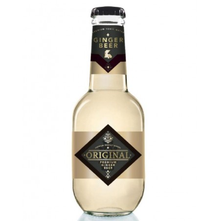 TONIC - ORIGINAL TONIC GINGER BEER PREMIUM 20CL - Planète Drinks