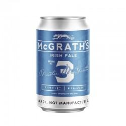 MCGRATH'S CRAFT IRISH PALE...