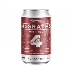 MCGRATH'S CRAFT IRISH RED...