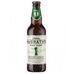 MCGRATH'S CRAFT IRISH LAGER...