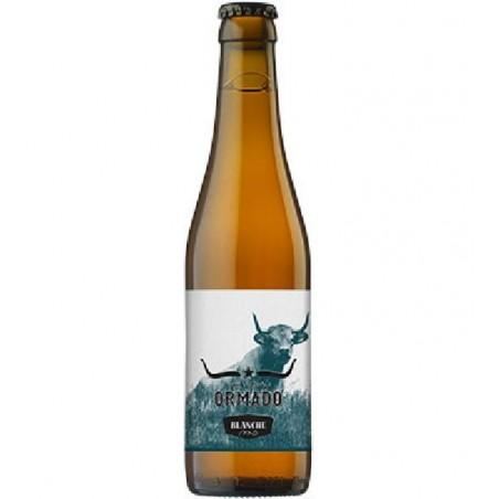 biere - ORMADO BLANCHE 33CL - Planète Drinks