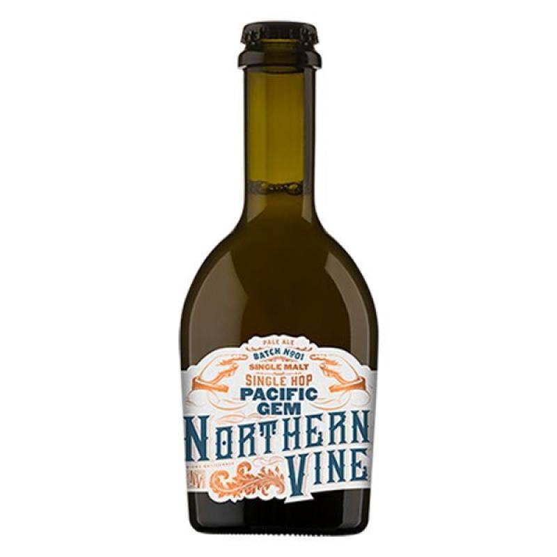 biere - NORTHERN VINE BATCH 4 : MANDARINA 0.33L - Planète Drinks