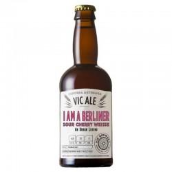 biere - VIC ALE I AM A BERLINER 0.33L - Planète Drinks