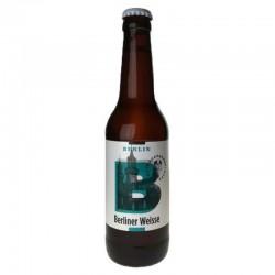 biere - BACKPACKER BERLIN 0.33L - Planète Drinks