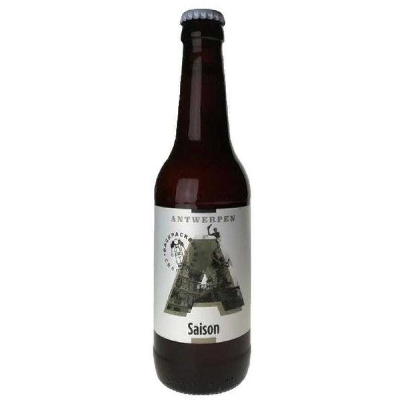 biere - BACKPACKER ANTWERPEN 33CL - Planète Drinks