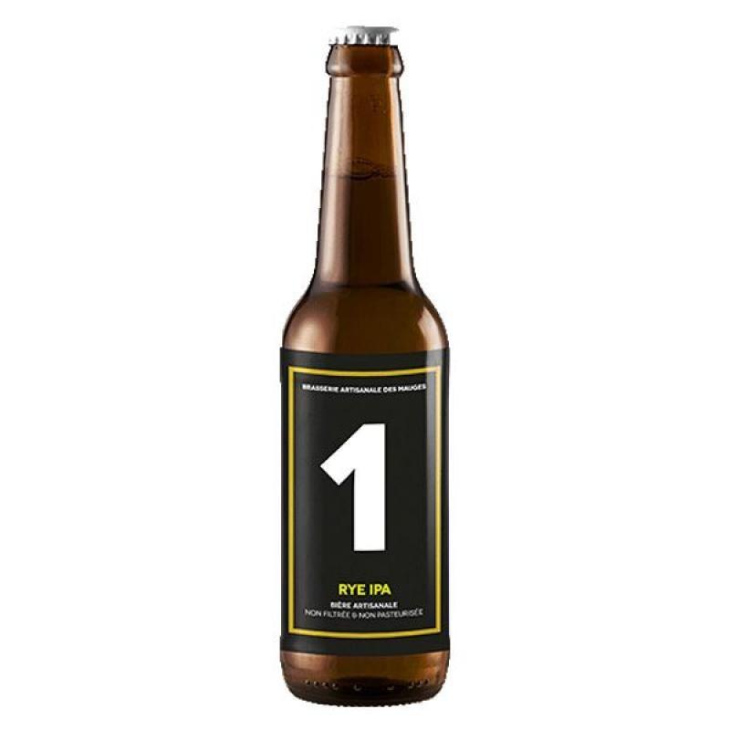 biere - THE ONE RYE IPA 0.33L - Planète Drinks