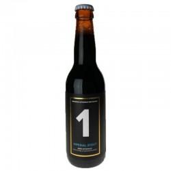 biere - THE ONE IMPERIAL STOUT 0.33L - Planète Drinks