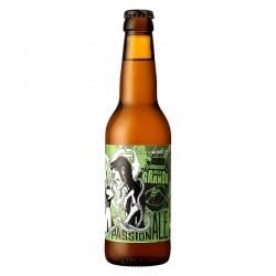 biere - BIRRIFICIO DELLA GRANDA PASSIONALE 33CL - Planète Drinks